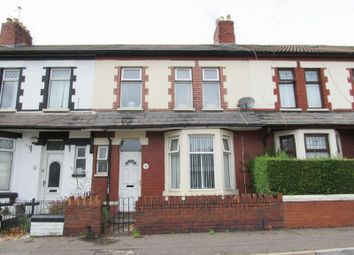 Thumbnail 3 bed terraced house for sale in Leckwith Road, Canton, Cardiff