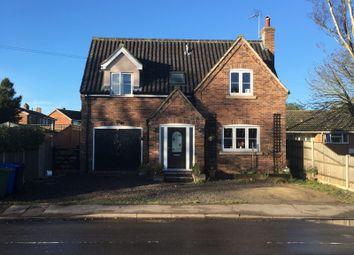 Thumbnail 4 bedroom detached house to rent in Market Lane, Blundeston, Lowestoft