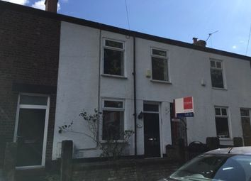 Thumbnail 2 bed terraced house to rent in School Street, Hazel Grove, Stockport