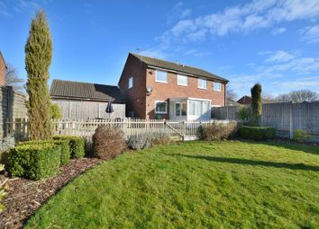 Thumbnail 3 bedroom semi-detached house for sale in Neile Close, Glebe Park, Lincoln