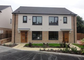 Thumbnail 3 bed semi-detached house for sale in Barras Fold, Barras Garth Road, Leeds