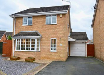 Thumbnail 4 bed detached house for sale in Falkland Road, Evesham