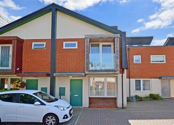 Thumbnail 2 bedroom end terrace house for sale in John Day Close, Maidstone, Kent