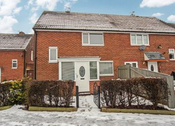 Thumbnail 2 bed semi-detached house to rent in Bowes Road, Newton Aycliffe