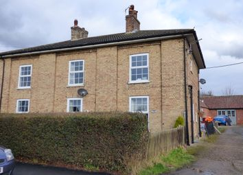 Thumbnail 2 bed end terrace house to rent in Old School House, Kirmington