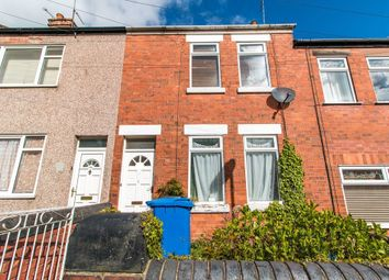 Thumbnail 2 bed terraced house to rent in Sterland Street, Chesterfield
