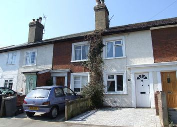 Thumbnail 2 bedroom terraced house to rent in Kings Road, Farncombe, Godalming