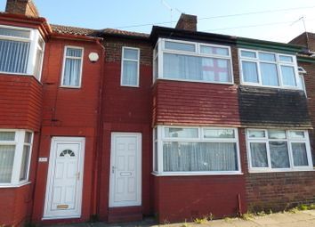 Thumbnail 2 bed terraced house for sale in Old Bidston Road, Birkenhead