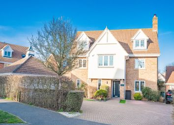 Thumbnail 6 bed detached house for sale in Woodlands Park Drive, Dunmow, Essex