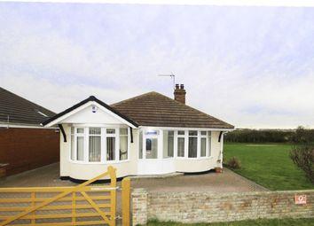 Thumbnail 3 bed bungalow for sale in Thornwick Road, Flamborough, Bridlington