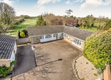 Thumbnail 4 bed detached bungalow for sale in Cumberworth Road, Mumby, Alford