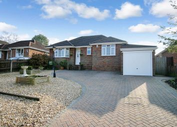 Thumbnail 4 bed detached bungalow for sale in Church Lane, Hedge End, Southampton