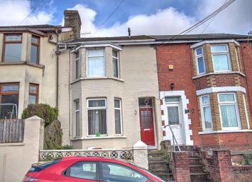 3 bed terraced house for sale in Bryngwyn Road, Six Bells, Abertillery NP13