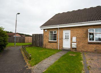Thumbnail 1 bed end terrace house for sale in Jones Green, Livingston, West Lothian