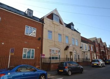 Thumbnail 2 bed flat for sale in The Courtyard, Wellington Street, Kettering, Northamptonshire