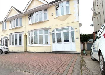 Thumbnail 6 bed semi-detached house for sale in Lord Avenue, Clayhall, Ilford
