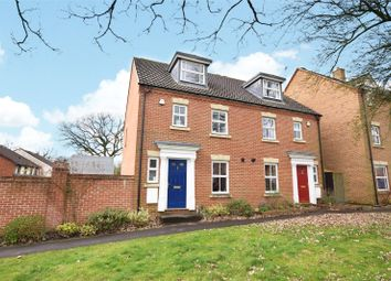 Thumbnail 4 bed semi-detached house for sale in Sycamore Rise, Bracknell, Berkshire