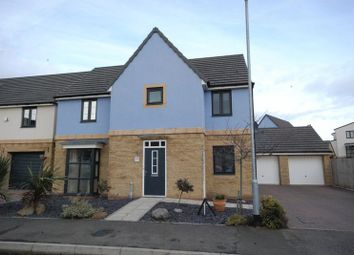 Thumbnail 4 bedroom detached house for sale in King Oswald Drive, Blaydon-On-Tyne