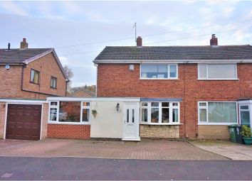 Thumbnail 3 bed semi-detached house for sale in St. Johns Road, Walsall
