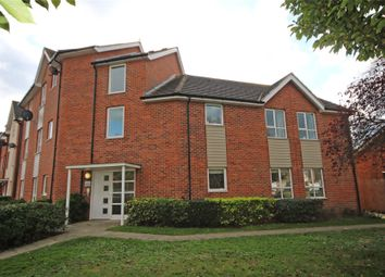Thumbnail 2 bed flat for sale in Roakes Avenue, Addlestone, Surrey