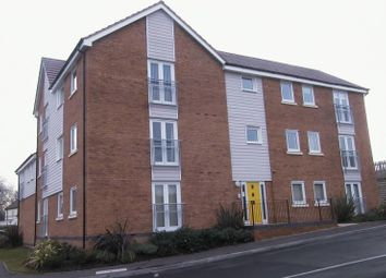 Thumbnail 2 bed flat to rent in Attingham Drive, Dudley, West Midlands
