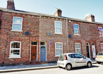 Thumbnail 2 bed terraced house for sale in Gladstone Street, York