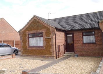 Thumbnail 1 bed semi-detached bungalow for sale in Richmond Road, Downham Market