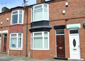 Thumbnail 2 bedroom terraced house for sale in King Street, South Bank, Middlesbrough