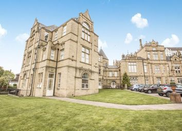 Thumbnail 2 bedroom flat for sale in Clare Hall Apartments, Prescott Street, Halifax, West Yorkshire