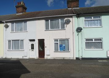 Thumbnail 2 bed terraced house for sale in Station Road, Harwich