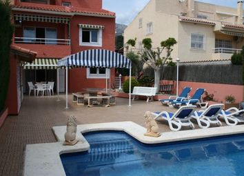 Thumbnail 5 bed town house for sale in 03530 La Nucia, Alicante, Spain