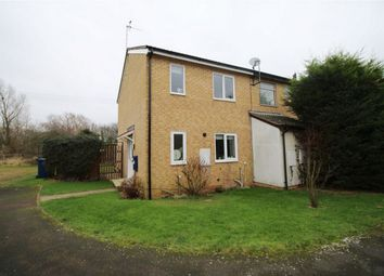 Thumbnail 2 bed end terrace house for sale in Windsor Gardens, Somersham, Huntingdon