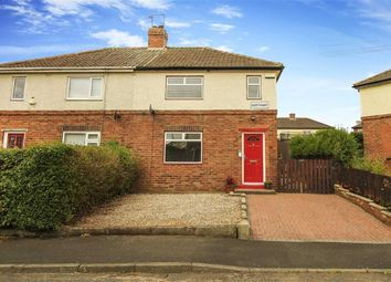 Thumbnail 2 bedroom semi-detached house for sale in Northway, Throckley, Tyne And Wear