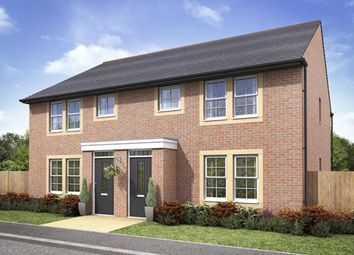 "Thumbnail 4 bedroom end terrace house for sale in ""Oakhouse"" at Henthorn Road, Clitheroe"