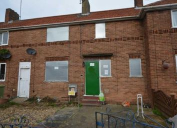 Thumbnail 2 bed terraced house for sale in Saffron Street, Bletchley, Milton Keynes