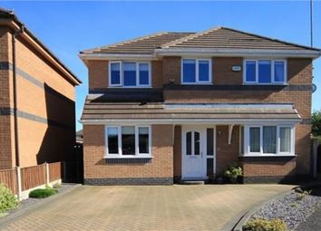 Thumbnail 4 bed detached house for sale in Burns Close, Childwall, Liverpool, Merseyside