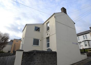 Thumbnail 2 bedroom maisonette for sale in Brandon Road, Plymouth, Devon
