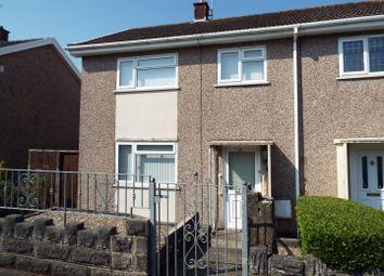 Thumbnail 2 bedroom end terrace house for sale in 68 Lon Olchfa, Sketty Park, Swansea