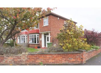 Thumbnail 3 bed semi-detached house for sale in Lime Grove, Stockton-On-Tees