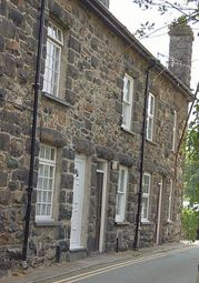 Thumbnail 2 bed terraced house to rent in Marian Road, Dolgellau