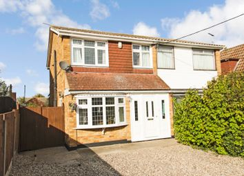 Thumbnail 3 bed semi-detached house for sale in Waxwell Road, Hullbridge, Essex