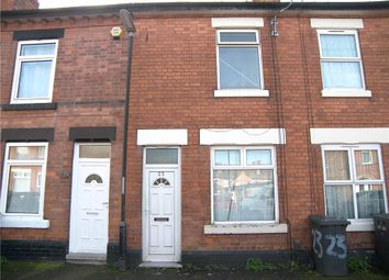 Thumbnail 3 bed terraced house to rent in Randolph Road, Derby
