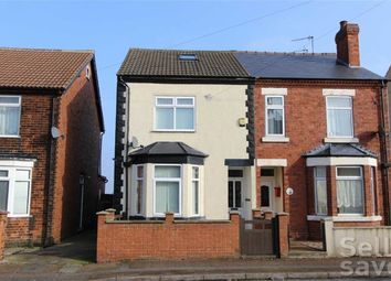 Thumbnail 4 bed semi-detached house for sale in Mill Street, Mansfield, Nottinghamshire
