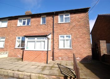 Thumbnail 3 bed semi-detached house for sale in Furness Avenue, Blackpool, Lancashire