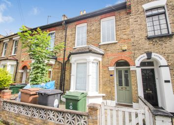 Thumbnail 3 bed terraced house for sale in Esther Road, Leytonstone, London