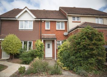 Thumbnail 2 bed terraced house for sale in Waterside Drive, Chichester