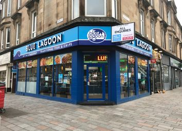 Thumbnail Restaurant/cafe to let in Kilmarnock Road, Glasgow
