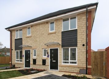 Thumbnail 3 bed semi-detached house to rent in Cherry Tree Road, Harwell, Didcot