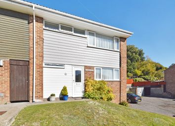 Thumbnail 3 bed end terrace house for sale in Holywell Avenue, Folkestone