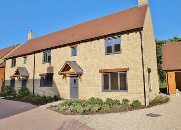 Thumbnail 3 bed end terrace house for sale in Park Farm Place, Northmoor, Near Standlake